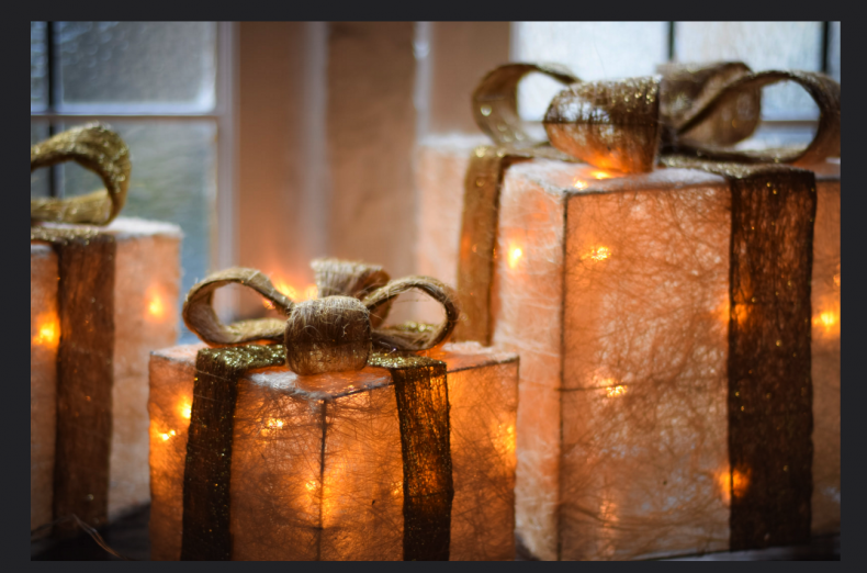 decluttering before christmas