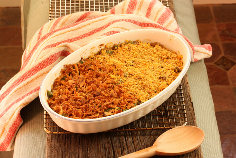 healthy holiday recipes green bean casserole