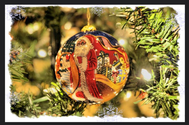 no santa ruin christmas