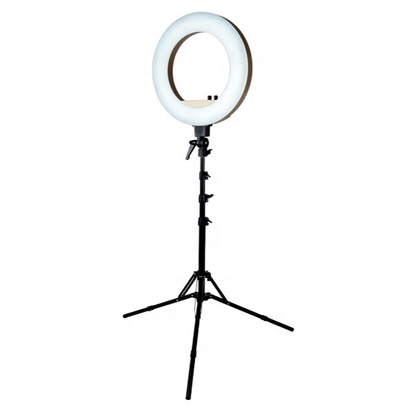 18inch selfie ring light with tripod stand