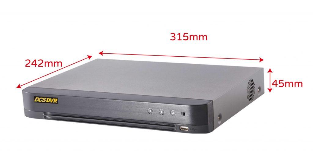 AHD 5百萬DVR主機