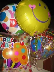 Balloons, Balloons, Balloons!