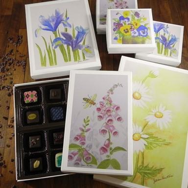 Bellafina Chocolates Jean Hutton collection for NorthStar church