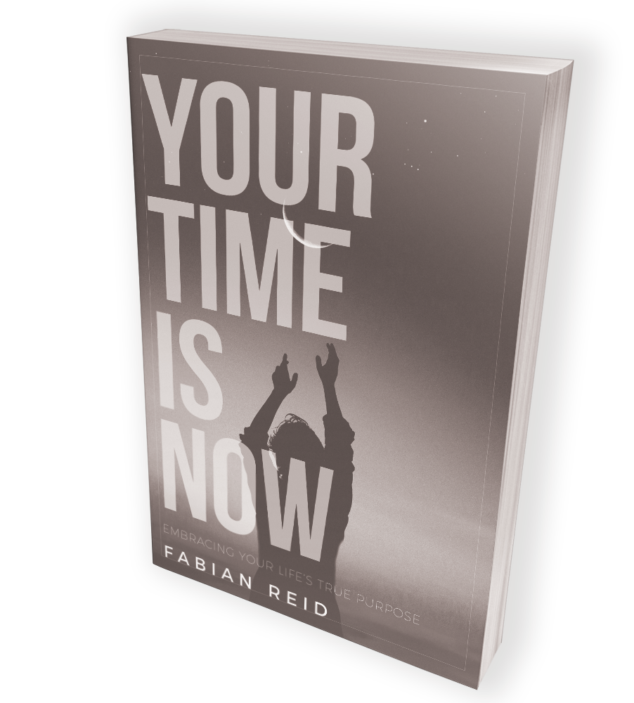 Your Time Is Now – Pre Order!