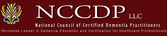 Certified Dementia Practitioner
