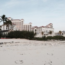 Cable Beach Nassua Bahamas