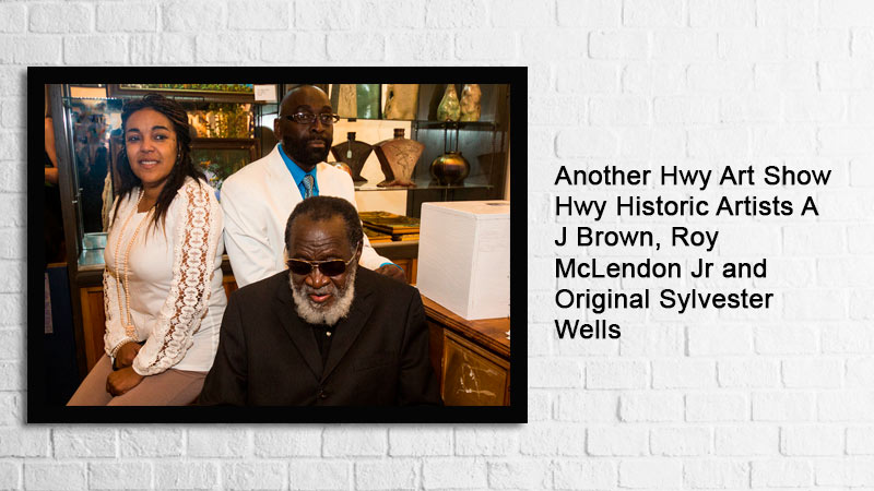 Original Sylvester Wells, Historic 2nd Generation Roy McLendon and A J Brown