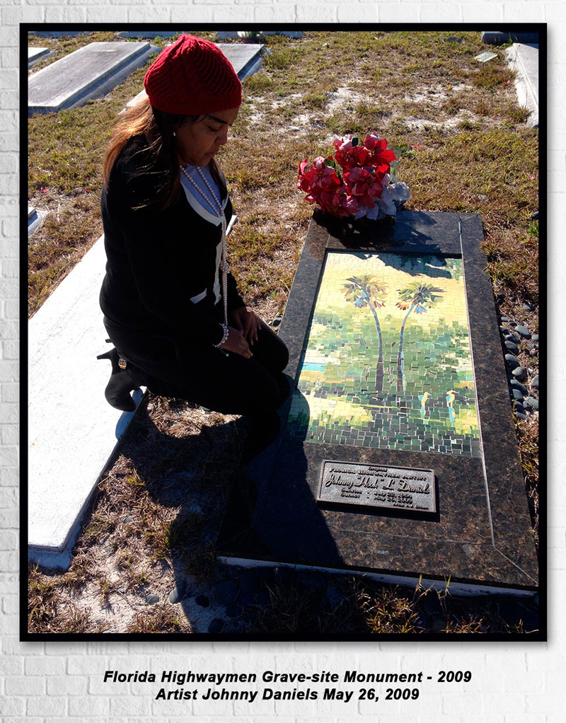 a member of the highwaymen trail