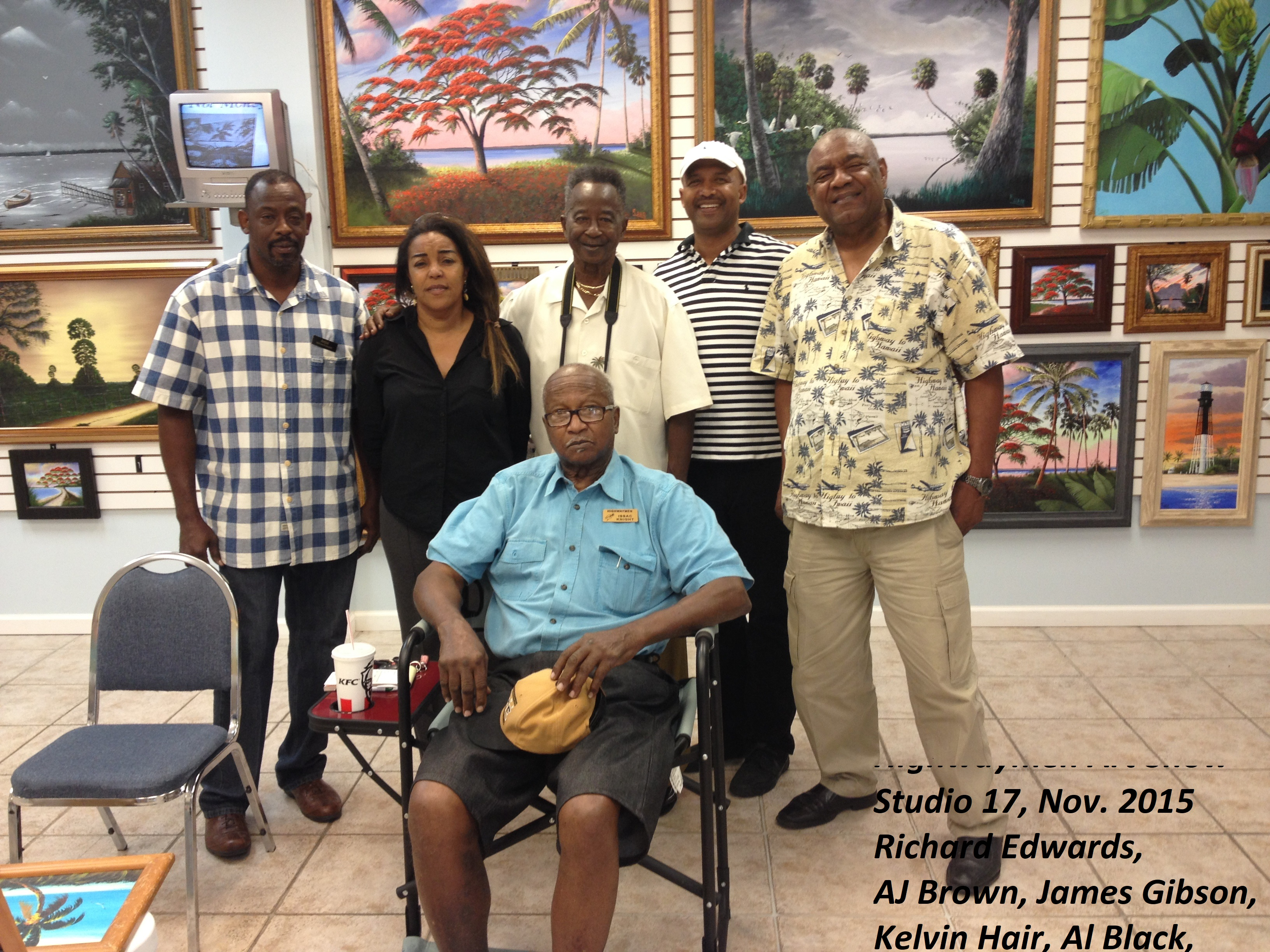 African American Artists and painters