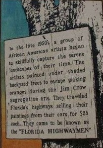 Highwaymen Heritage Trail story text written by AJ Brown 2009
