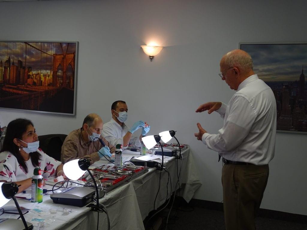 Koerner Explaining HO Third Molar