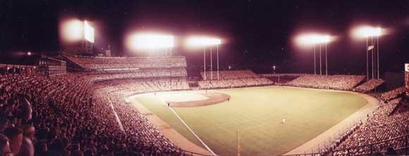 old Metropolitan Stadium