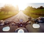 Motorcycle Towing with Enclosed Trailer