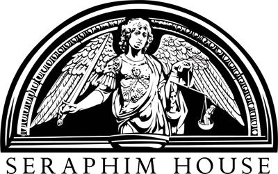 Seraphim House logo