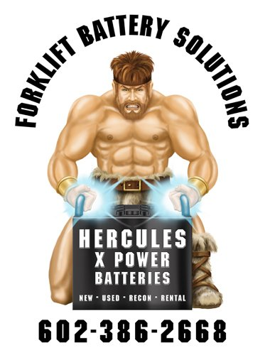 Forklift Battery Solutions