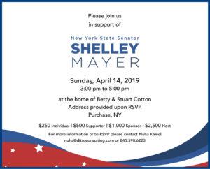 Shelley Mayer Event