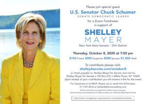 Shelley Mayer Fundraiser w/ Chuck Schumer