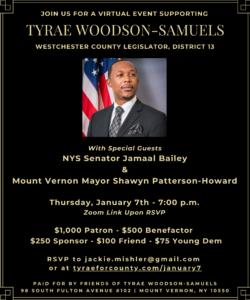 Tyrae Woodson-Samuels Fundraiser