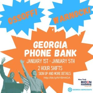 Georgia Phone Bank
