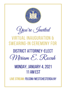 Mimi Rocah Swearing-In Ceremony