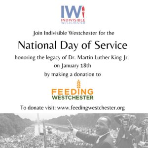 National Day of Service - Feeding Westchester