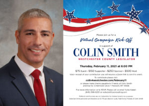 Colin Smith Fundraiser