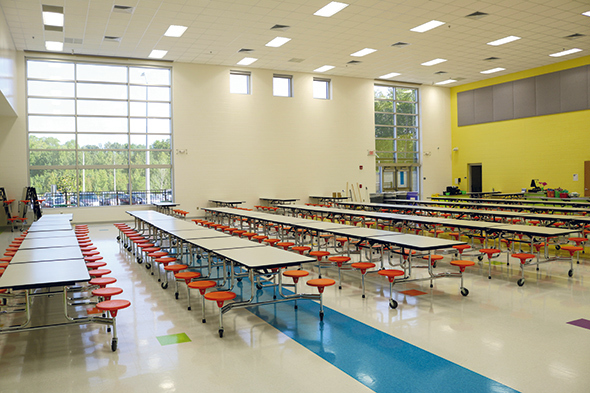 Bryan-Road-Elementary-Cafeteria