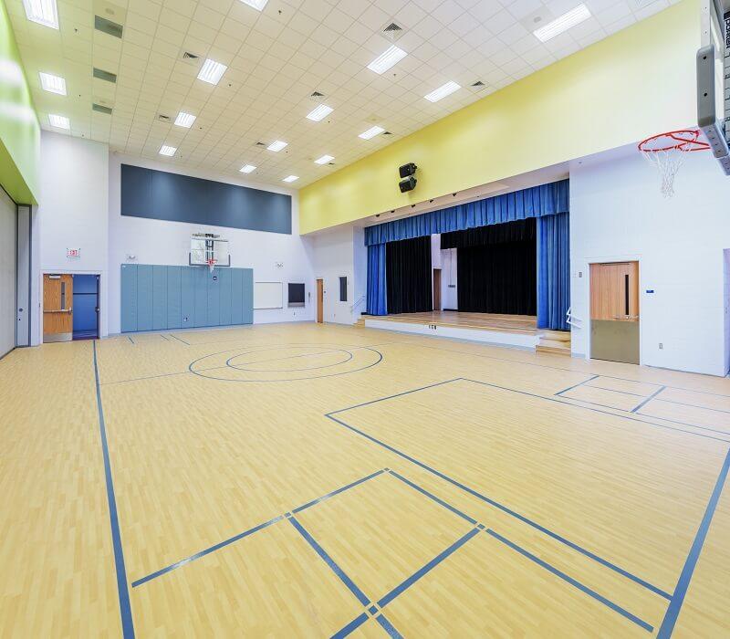 Abbotts-Creek-Elementary-School-Gym