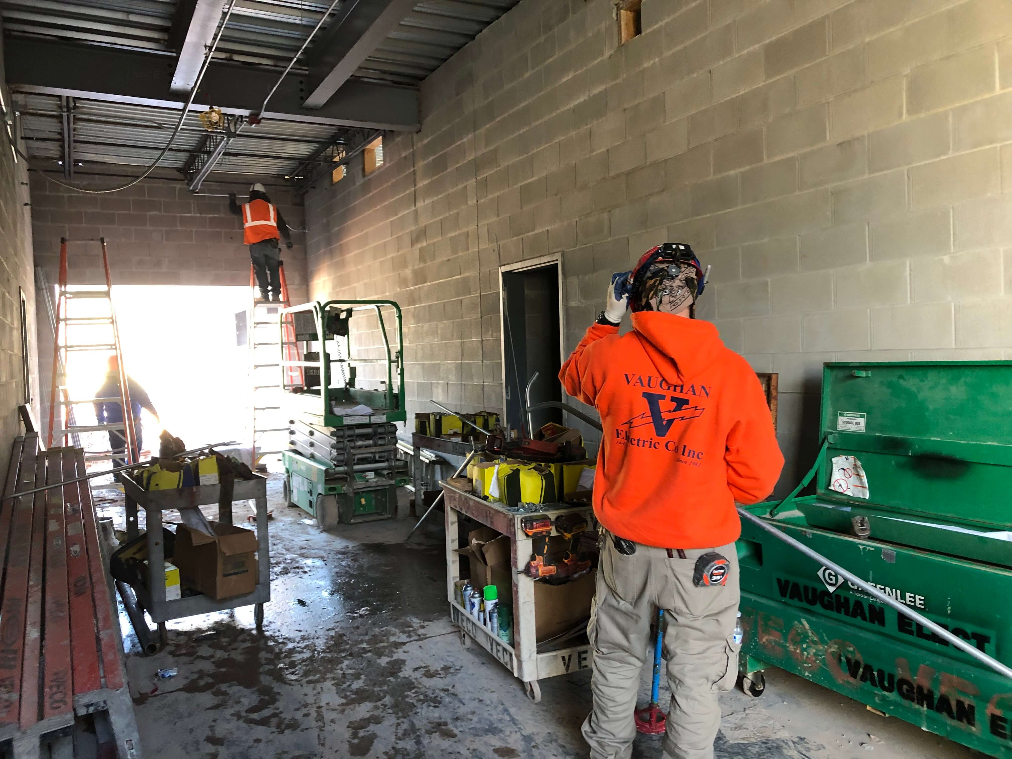 electrical apprenticeship programs