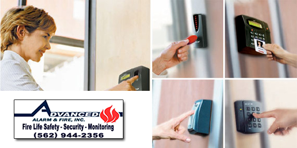 Access Control Systems Orange County CA