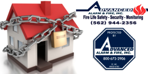 Burglar Alarm Systems Los Angeles Orange County Riverside San Bernardino