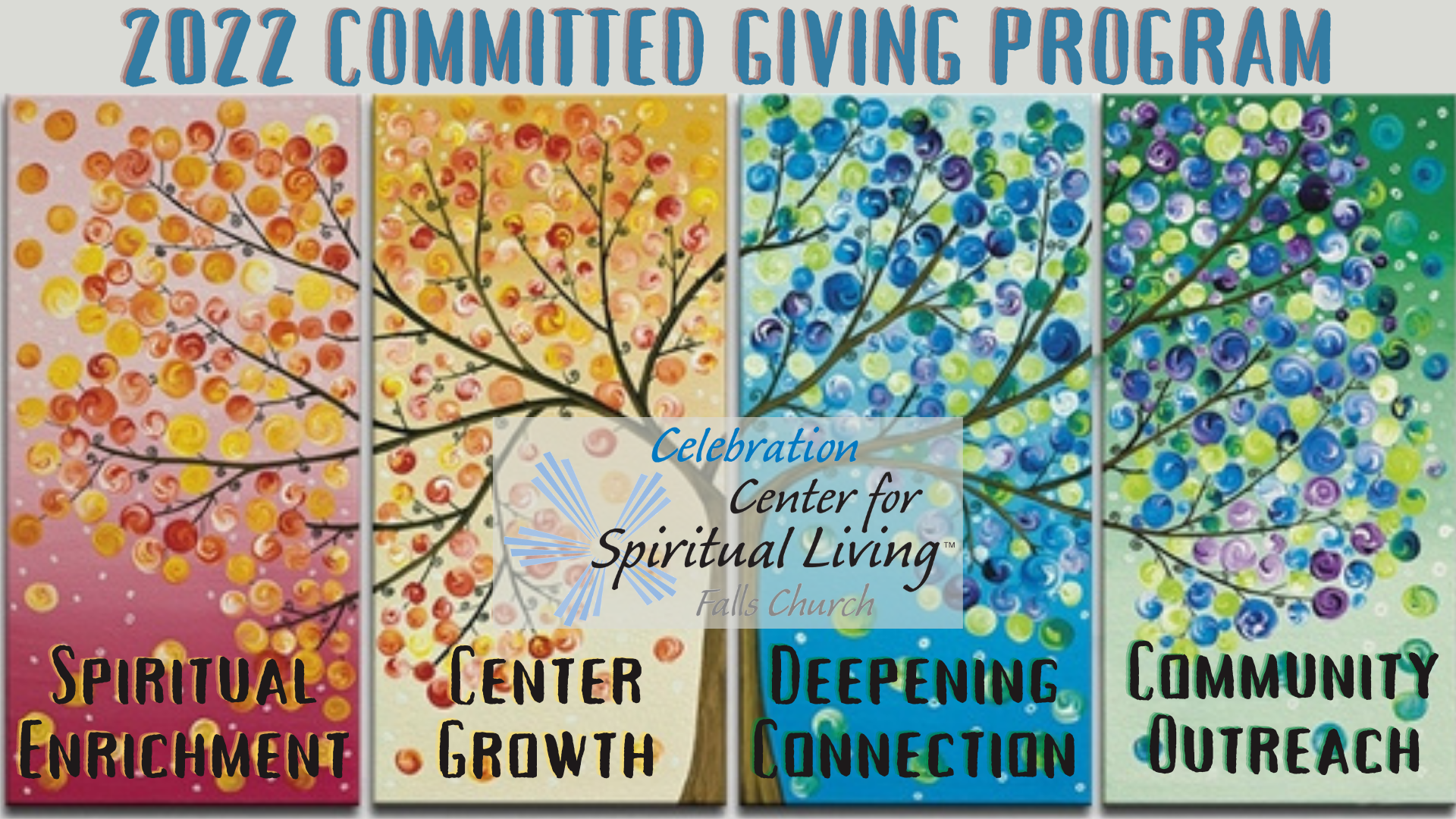 2022 Committed Giving Program