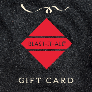 BLAST-IT-ALL® GIFT CARDS