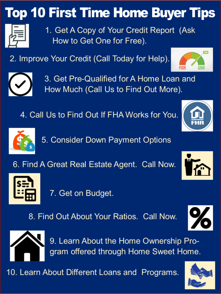 Qualify First Time Home Buyer