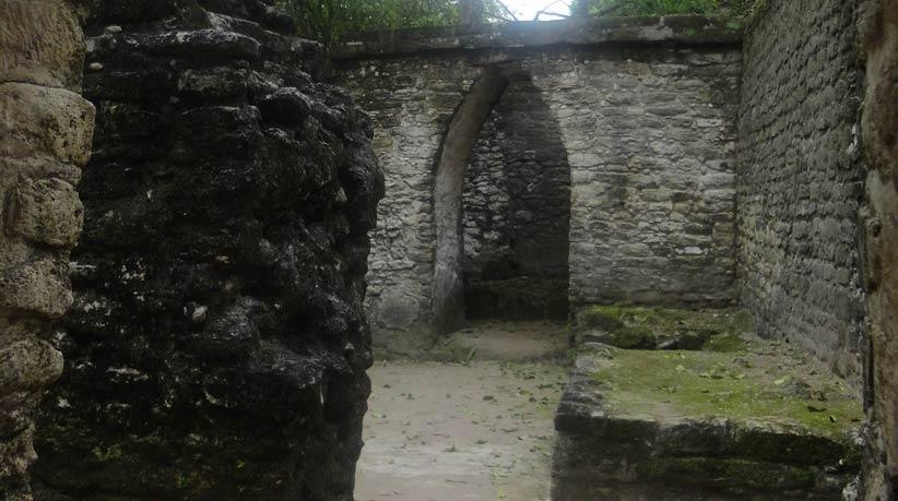 Cahal Pech Mayan Ruins