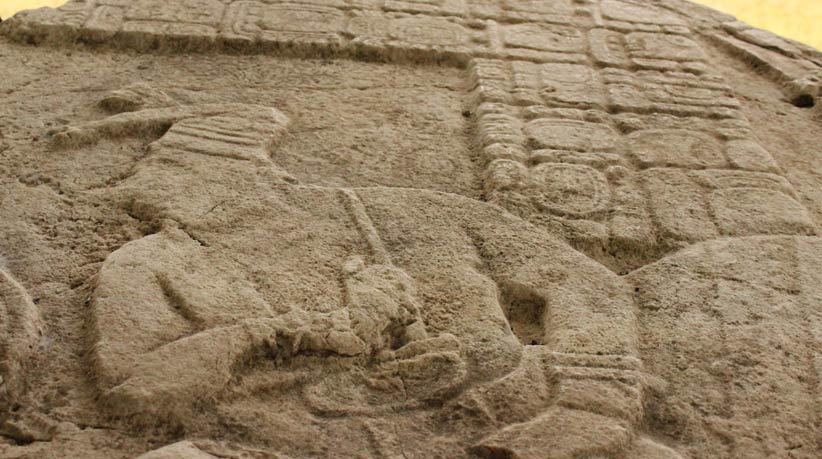 Caracol Mayan Temples