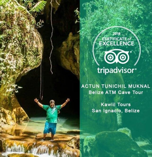 belize atm cave tour guide