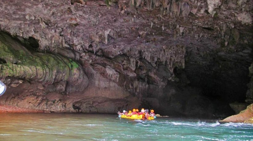 belize cave tubing tour guide