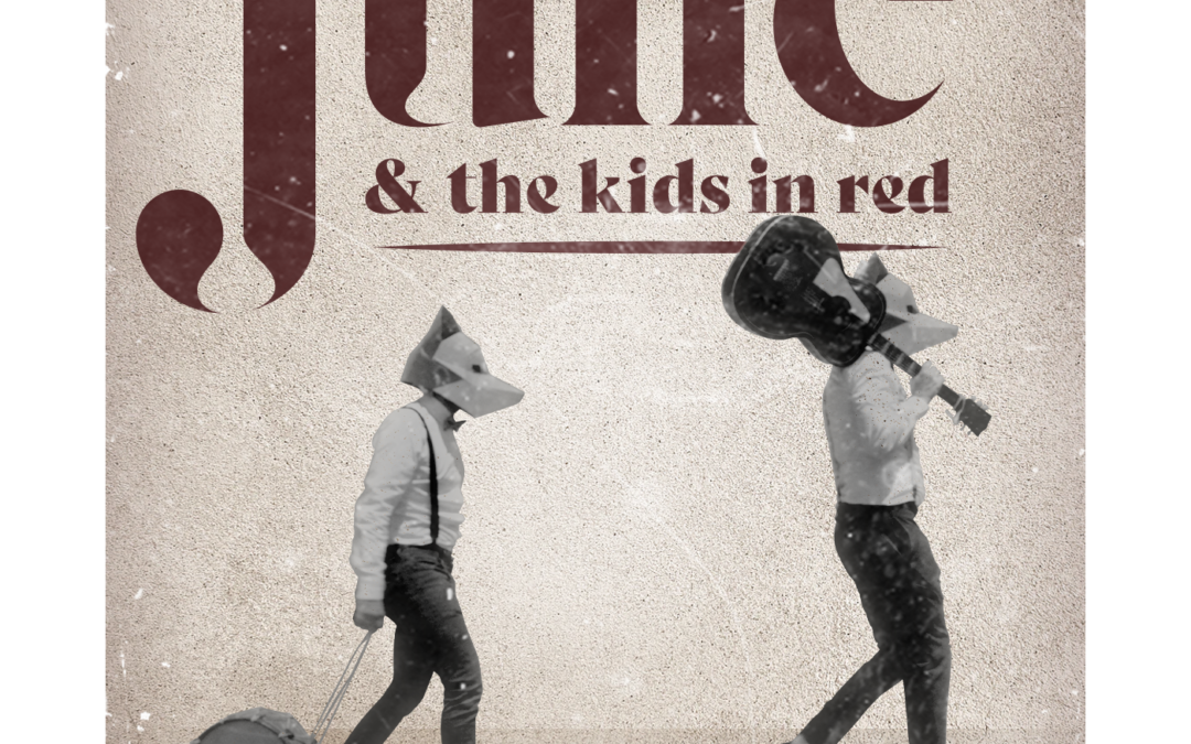 June and the Kid in red: SINGLE RELEASE