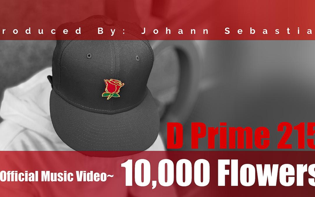 D Prime 215 – 10,000 Flowers (Video)