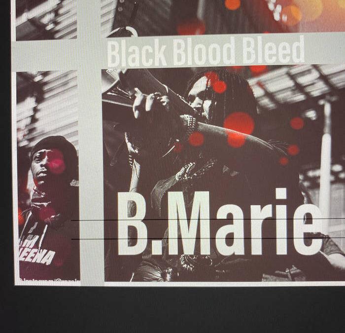 B.Marie Featuring Lejend – Black Bloods Bleed (Video)