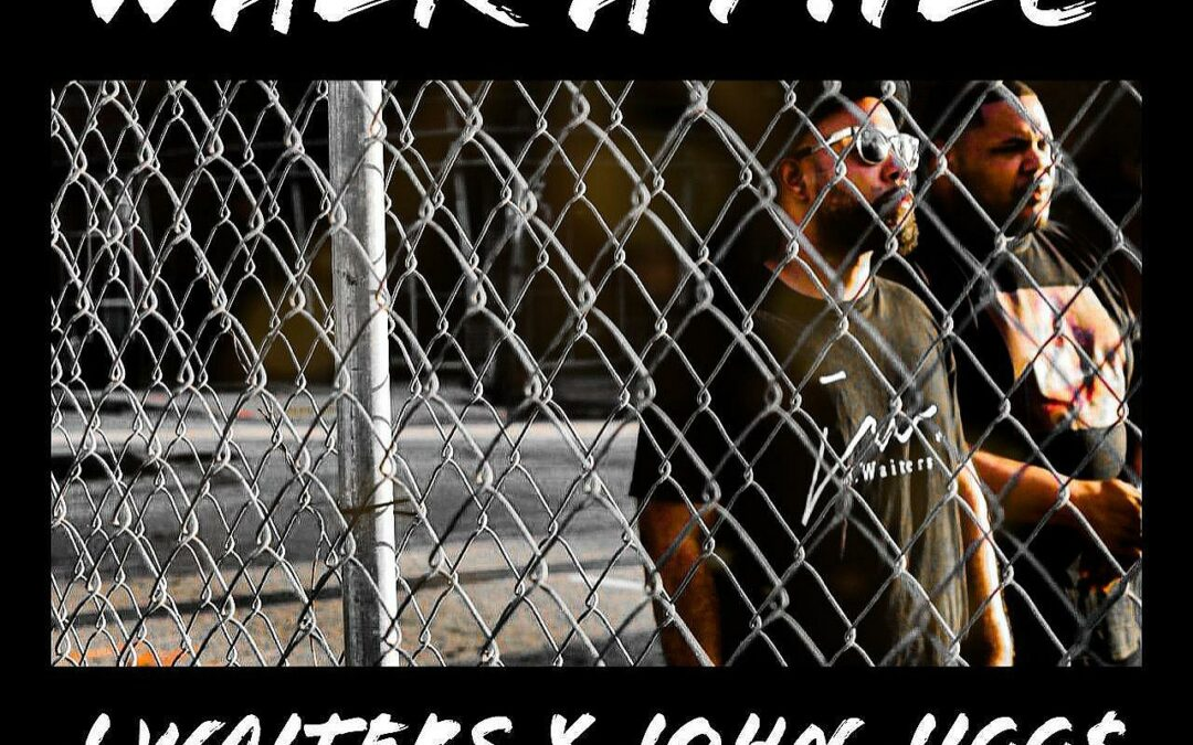 """J.Waiters Releases Visuals For """"Walk a Mile"""""""