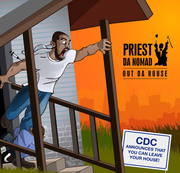 """Priest Da Nomad """"Out Da House"""" Album"""