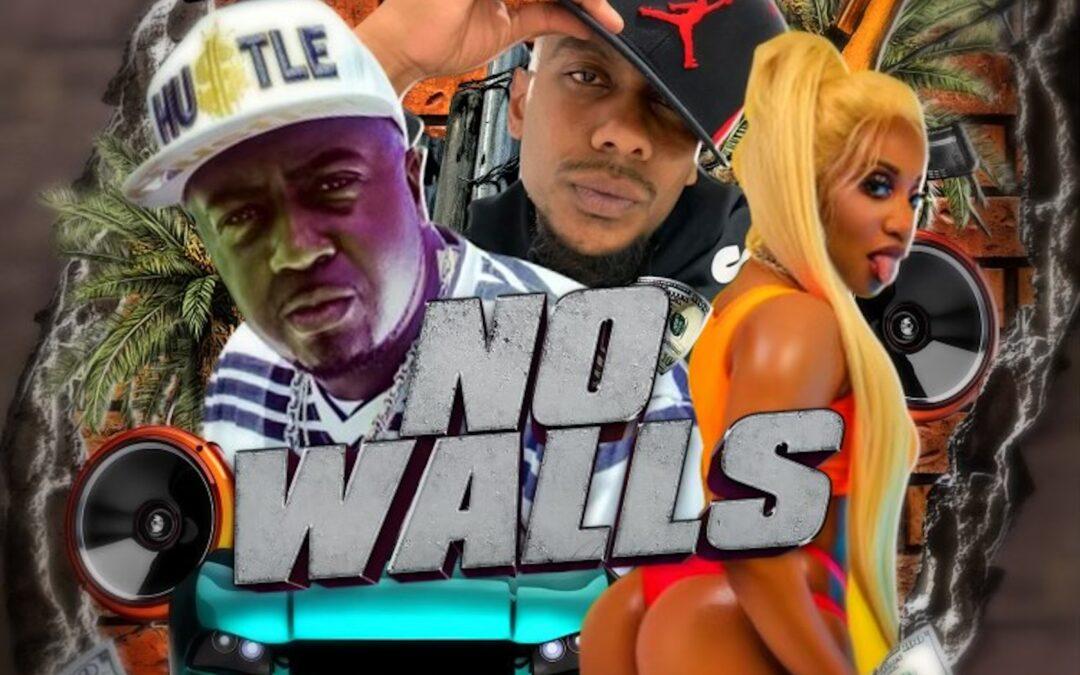 "JLC ""No Walls"" (Single) Ft. Crystal Lalucci x Dee Stakz"