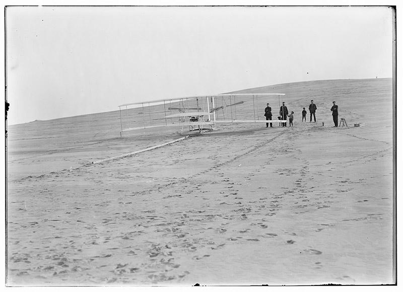 Launching Track 1903