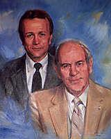 Paul and Tom Poberezny