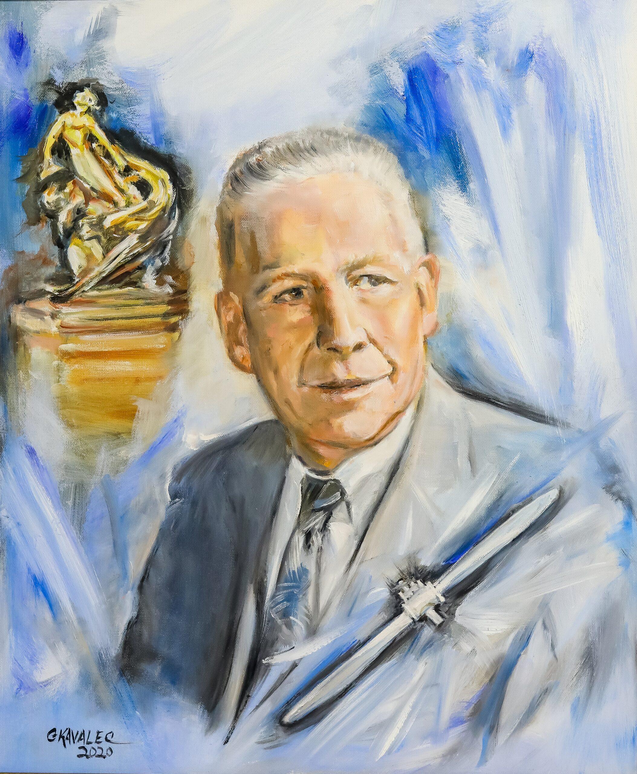 Frank W Caldwell