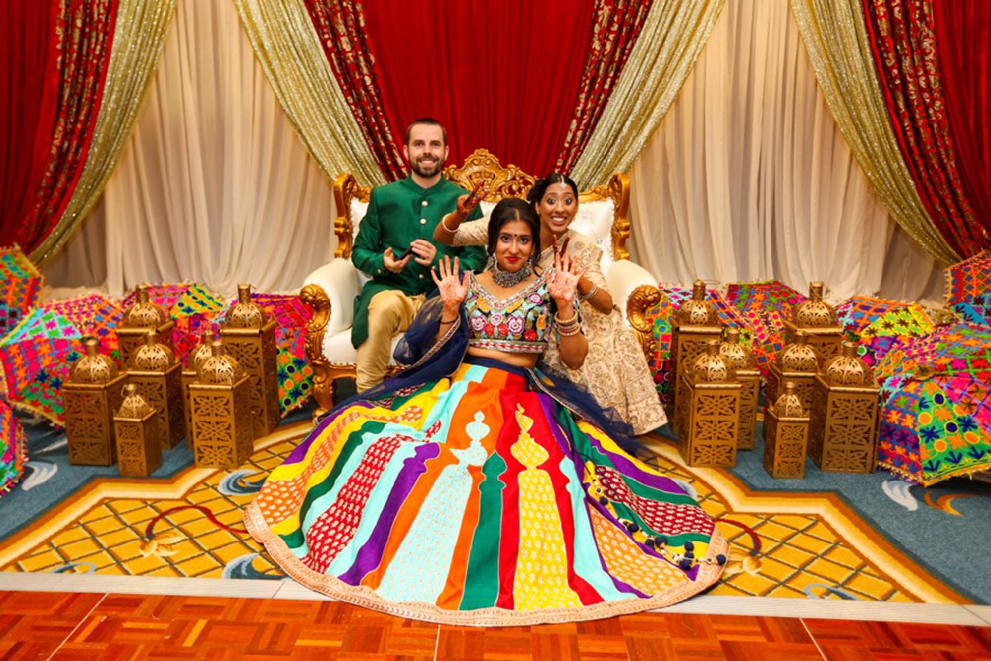 Redefined Elegance Indian Wedding