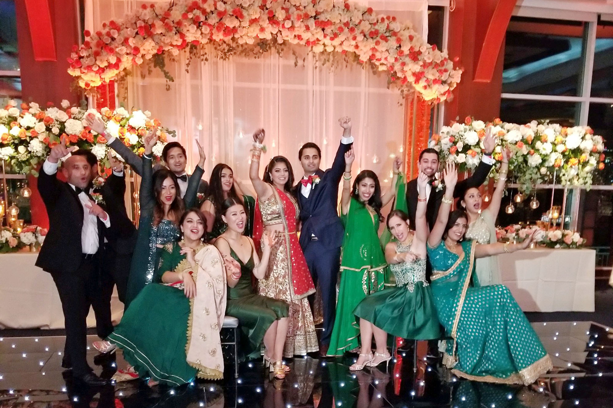 Redefined Elegance Multi-cultural Wedding