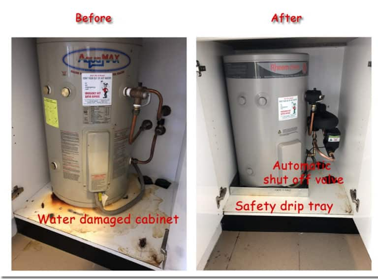Hot Water Comply